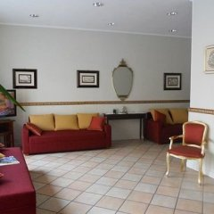 Hotel Pellegrino E Pace Лорето интерьер отеля фото 2