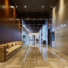 Отель Fu Rong Ge Hotel Китай, Сиань - отзывы, цены и фото номеров - забронировать отель Fu Rong Ge Hotel онлайн интерьер отеля фото 2