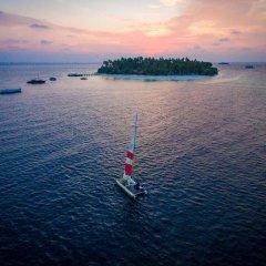 Отель Malahini Kuda Bandos Resort пляж фото 2