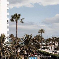 Отель Villa Miel пляж