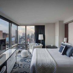 Отель Residence Inn by Marriott New York Manhattan/Central Park комната для гостей фото 2