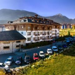 Отель White Lavina Spa And Ski Lodge Банско парковка