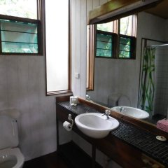 Отель Colo-I-Suva Rainforest Eco Resort Вити-Леву ванная