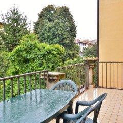 Hotel Trentina Милан балкон
