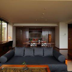 Sankara Hotel & Spa Yakushima Якусима интерьер отеля
