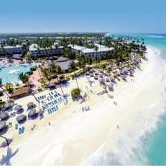 Отель VIK Hotel Arena Blanca - Все включено Доминикана, Пунта Кана - отзывы, цены и фото номеров - забронировать отель VIK Hotel Arena Blanca - Все включено онлайн пляж