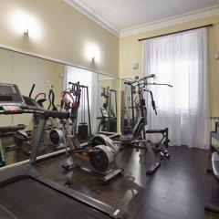 Отель Ambasciatori Hotel Италия, Палермо - отзывы, цены и фото номеров - забронировать отель Ambasciatori Hotel онлайн фитнесс-зал