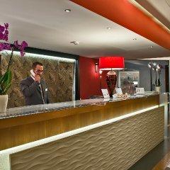 Hotel Caravel Рим интерьер отеля