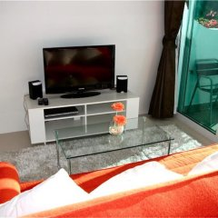 Отель Kata Ocean View 1 bedroom Great Sea View пляж Ката комната для гостей фото 3