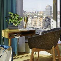 Отель 25hours Hotel Langstrasse Швейцария, Цюрих - отзывы, цены и фото номеров - забронировать отель 25hours Hotel Langstrasse онлайн удобства в номере