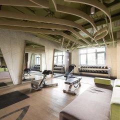 BeiJing Qianyuan Hotel фитнесс-зал