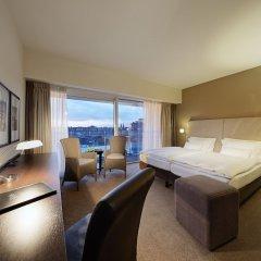 Lindner Wtc Hotel & City Lounge Antwerp Антверпен комната для гостей фото 5