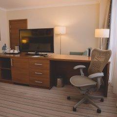 Гостиница Hilton Garden Inn Красноярск удобства в номере
