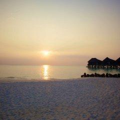 Отель Kuredu Island Resort пляж фото 2