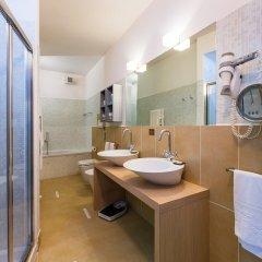 Отель Mioni Royal San Италия, Монтегротто-Терме - отзывы, цены и фото номеров - забронировать отель Mioni Royal San онлайн ванная