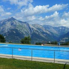Отель Chalet Grand Loup Нендаз бассейн фото 2