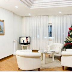 Hotel City Монтезильвано комната для гостей фото 5