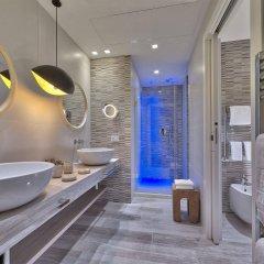 Отель Esplanade Tergesteo Италия, Монтегротто-Терме - отзывы, цены и фото номеров - забронировать отель Esplanade Tergesteo онлайн ванная фото 2