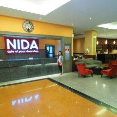Hotel Nida Sukhumvit Prompong Бангкок интерьер отеля