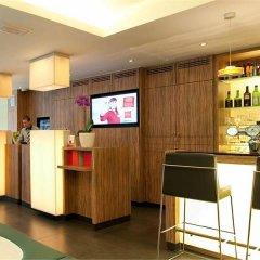 Отель Ibis Leuven Centrum Бельгия, Лёвен - отзывы, цены и фото номеров - забронировать отель Ibis Leuven Centrum онлайн гостиничный бар