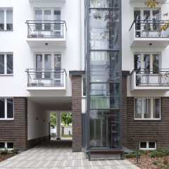 Апартаменты The Warsaw Rising Museum Apartments
