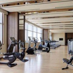 Отель Langham Place Xiamen Китай, Сямынь - отзывы, цены и фото номеров - забронировать отель Langham Place Xiamen онлайн фитнесс-зал фото 2