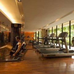 Отель Hilton Phuket Arcadia Resort and Spa Пхукет фитнесс-зал