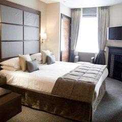 Отель Wellington Hotel by Blue Orchid Великобритания, Лондон - 1 отзыв об отеле, цены и фото номеров - забронировать отель Wellington Hotel by Blue Orchid онлайн комната для гостей фото 2