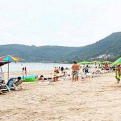 Отель Patong Backpacker Hostel Таиланд, Карон-Бич - отзывы, цены и фото номеров - забронировать отель Patong Backpacker Hostel онлайн пляж