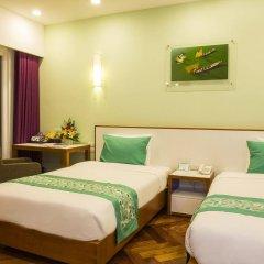Отель ÊMM Hotel Hue Вьетнам, Хюэ - отзывы, цены и фото номеров - забронировать отель ÊMM Hotel Hue онлайн комната для гостей фото 2