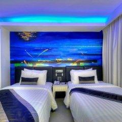 Отель Aspira Skyy Sukhumvit 1 Таиланд, Бангкок - отзывы, цены и фото номеров - забронировать отель Aspira Skyy Sukhumvit 1 онлайн спа
