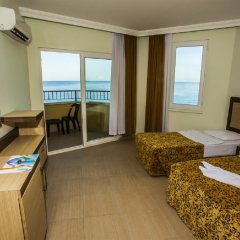 Kleopatra Beach Hotel - All Inclusive комната для гостей фото 4