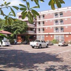 Апартаменты Good Houses Apartment парковка