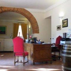 Отель Agriturismo Fattoria Di Gragnone Ареццо интерьер отеля