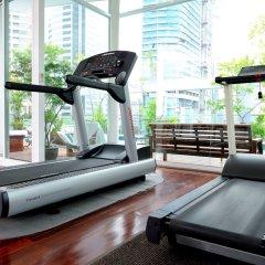 Апартаменты Sabai Sathorn Serviced Apartment Бангкок фитнесс-зал фото 2