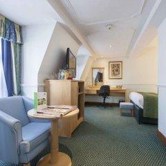 Отель Holiday Inn London Oxford Circus удобства в номере