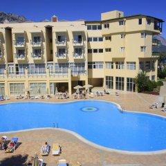 Отель Hydros Club Кемер бассейн фото 2