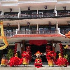 Отель Thanh Binh III развлечения