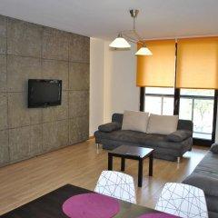 Отель Werset Comfort Польша, Варшава - отзывы, цены и фото номеров - забронировать отель Werset Comfort онлайн комната для гостей фото 2