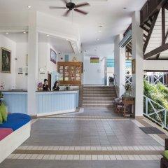 Отель Chomview Residence интерьер отеля