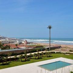 Отель Pestana Casablanca пляж фото 2