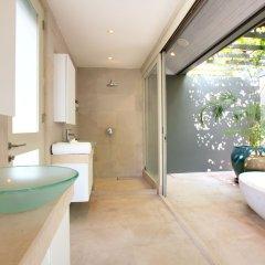 Отель Villa Kohia ванная фото 2