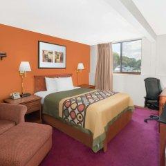 Отель Super 8 by Wyndham Algona комната для гостей