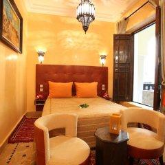 Отель Riad La Croix Berbère Luxe комната для гостей фото 4