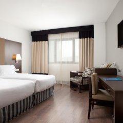 Отель NH Madrid Sur Испания, Мадрид - отзывы, цены и фото номеров - забронировать отель NH Madrid Sur онлайн комната для гостей