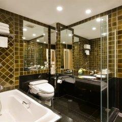 Отель Grande Centre Point Hotel Ploenchit Таиланд, Бангкок - 3 отзыва об отеле, цены и фото номеров - забронировать отель Grande Centre Point Hotel Ploenchit онлайн ванная фото 2