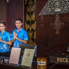 Отель Silver Resortel развлечения