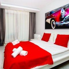 Отель erApartments Wronia Oxygen Польша, Варшава - отзывы, цены и фото номеров - забронировать отель erApartments Wronia Oxygen онлайн комната для гостей фото 11