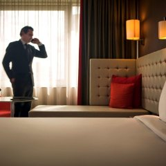 Отель Pullman London St Pancras Великобритания, Лондон - 1 отзыв об отеле, цены и фото номеров - забронировать отель Pullman London St Pancras онлайн спа
