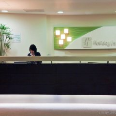 Holiday Inn Hotel & Suites Medica Sur Мехико интерьер отеля фото 3